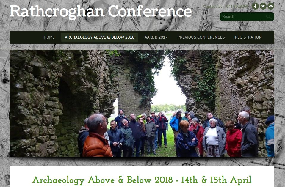 0005 Rathcroghan conference 2018